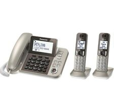 Panasonic Kx-Tgf352 Digital Corded/Cordless Answering System