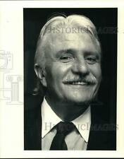 1982 Press Photo French chef and restaurateur - Roger Verge visits Houston.