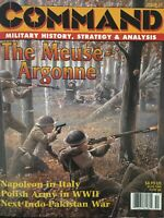 XTR Command Magazine and Game 51 The Fire Next Time Indo-Pakistan War Unpunched