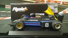 0040301 Williams FW08B #8 Martini Racing Special Edition FlySlot Scalextric comp