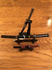 Mini Replica Samurai Swords