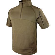 Condor Short Sleeve Combat Shirt - Tan - Medium - New - 101144-003-M