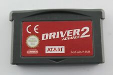 NINTENDO GBA GAME BOY ADVANCE DRIVER 2 SOLO CARTUCHO PAL EUR