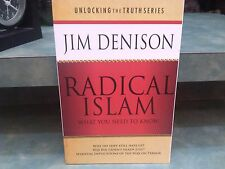 Radical Islam What You Need To Know by Jim Denison PB MINT