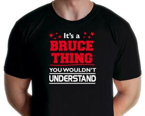 Bruce Springsteen - It's a Bruce Thing T-shirt (Jarod Art Design)