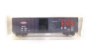 Kadee Micro Trains N Minneapolis Northfield Southern 50' Rib Side Box Car 25410
