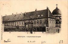 CPA  Besancon - Hopital Saint-Jacques  (658596)