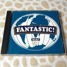 Fantastic! JAPAN CD DISC 3, Simply Red, Aha, Snow, Los Lobos, Chaka Khan.. #O04