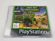 Mint Disc Ps1 Playstation 1 Army Men Lock N Load Free Postage