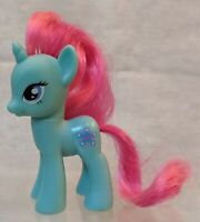 "My Little Pony G4 Snowcatcher Snowflake Aqua/Pink Unicorn 3"" Brushable"