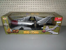 Ultimate Soldier XD MIG - 15bis Russian Jet Airplane 1:18 MIB