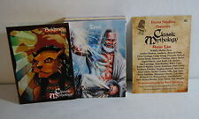 Classic Mythology by Perna Studios 2012 Complete 32-Card Set Tony & Elaine Perna