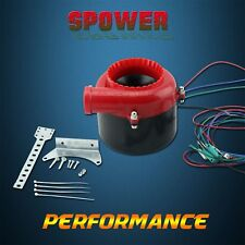 Universal Car Fake Dump Electronic Turbo BOV Blow Off Hooter Valve Analog Sound