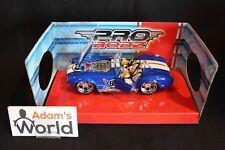 "Maisto 1965 Shelby Cobra 427 1:24 #65 blue with white stripes ""Pro Rodz"" (MG1)"