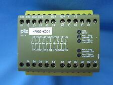 PILZ PST 4 24VDC 6S40 SAFETY RELAY