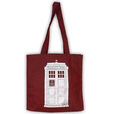 Doctor Who Tardis BBC Licensed Tote Bag Shopping Bag Reusable Bag