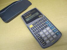 TEXAS INSTRUMENTS SCIENTIFIC CALCULATOR # T1-30XA w/ COVER for sale as parts.