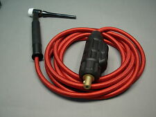 12.5' HTP WP-17 Tig Welding Torch compatible with Lincoln Precision TIG 225 185