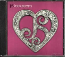 JS Ice Cream 3 TRX w/ INSTRUMENTAL & ACAPPELLA PROMO Radio DJ CD Single 2003