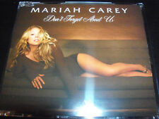 Mariah Carey Don't Forget About Us Australian Enhanced Remixes Maxi CD Single