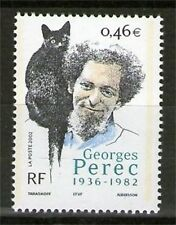 TIMBRE 3518 NEUF XX LUXE - GEORGES PEREC