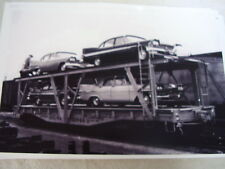 1959 PLYMOUTH  NEW CARS   ON CAR  CARRIER  11 X 17  PHOTO  PICTURE