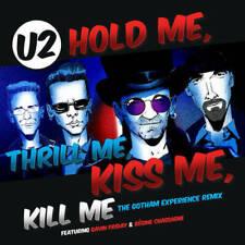 U2 Artist 1990s 45 RPM Speed Vinyl Records