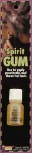 Forum Carded Spirit Gum For Beards and Other Facial Hair Glue 1oz