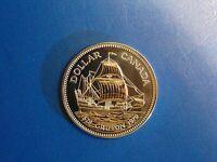 Canada Dollar KM# 124 1979(no mint mark) Specimen  A845  I COMBINE SHIPPING