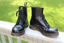Doc Martens Dr Martens Black Noir 1460, Size 8 for Women, 11822006