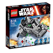 LEGO STAR WARS  75100 First Order Snowspeeder Figur Set 3 Figuren NEU & OVP