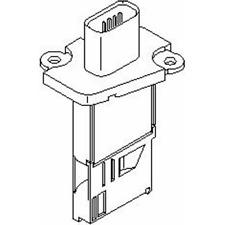 Luftmassenmesser - Topran 302 802