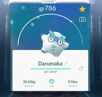 Pokemon go Galarian Darumaka  ! ~ reliable same day ~fast delivery~