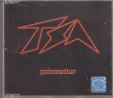 TSA - PROCEDER EP PROMO 2004 PIEKARCZYK TOP RARE OOP CD POLSKA POLAND POLONIA