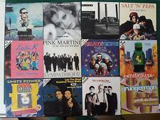 Lot 12 cd singles carsleeve divine comedy kylie minogue pink martini leika k