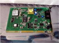 Hayes 09-00459-4 Internal ISA 33.6 V.34 Modem Card R6723-17 Rockwell Chipset 94