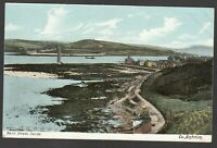 Postcard Northern Ireland early view of Bank Heads Larne in County Antrim