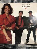 Baillie and the Boys: Baillie & the Boys - Self-Titled LP Vinyl Record Album