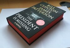 Bill Clinton James Patterson The President is Missing 1/1 LIMITED RED EDGES NEW