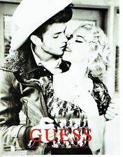 PUBLICITE ADVERTISING 116  2011   Guess   par Ellen Von Unwerth & Amber Heard *