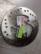 Yamaha 5JH-F5831-00 scooter EW YQ CW 50 frein disque avant front brake disc NOS