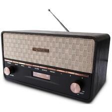 Groov-e GVDR02/BK Encore DAB/FM Digital Radio & Wireless Bluetooth Speaker Black