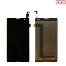 ECRAN COMPLET VITRE TACTILE + LCD Assemblée WIKO ROBBY