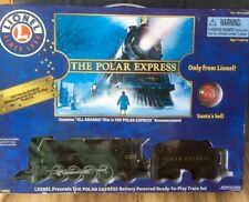 Lionel Polar Express Ready-To-Play Train Set 7-11803 Battery Run See Pics