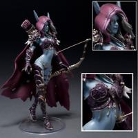 World of Warcraft WOW Sylvanas Windrunner Action Figure Brand New 14.5cm Model