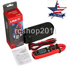 UNI-T UT210E True RMS AC/DC Current Mini Clamp Meters with Capacitance Tester US