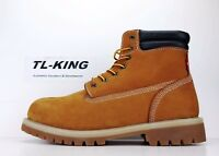 Levis Harrison R Wheat Boots 517190 11B Msrp $95 DY