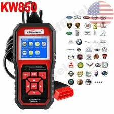 OBD2 Automotive Code Scanner Car Diagnostic Tool Multi-languages KONNWEI KW850