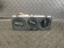 2000 VW GOLF 1.4 5DR A/C HEATER CONTROL PANEL 1J0820045F
