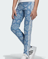 Girls Adidas Originals Leggings Culture Clash ages 9 - 13 kids LIMITED QTY NEW